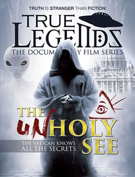 The UnHoly See DVD